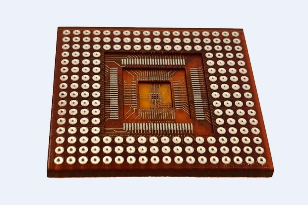3d printed integrated circuit (IC)