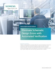 Eliminate Schematic Design Errors with Automated Verification