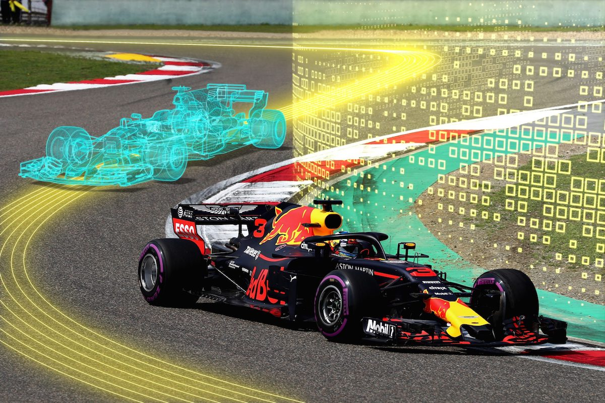 Digital Twin automotive