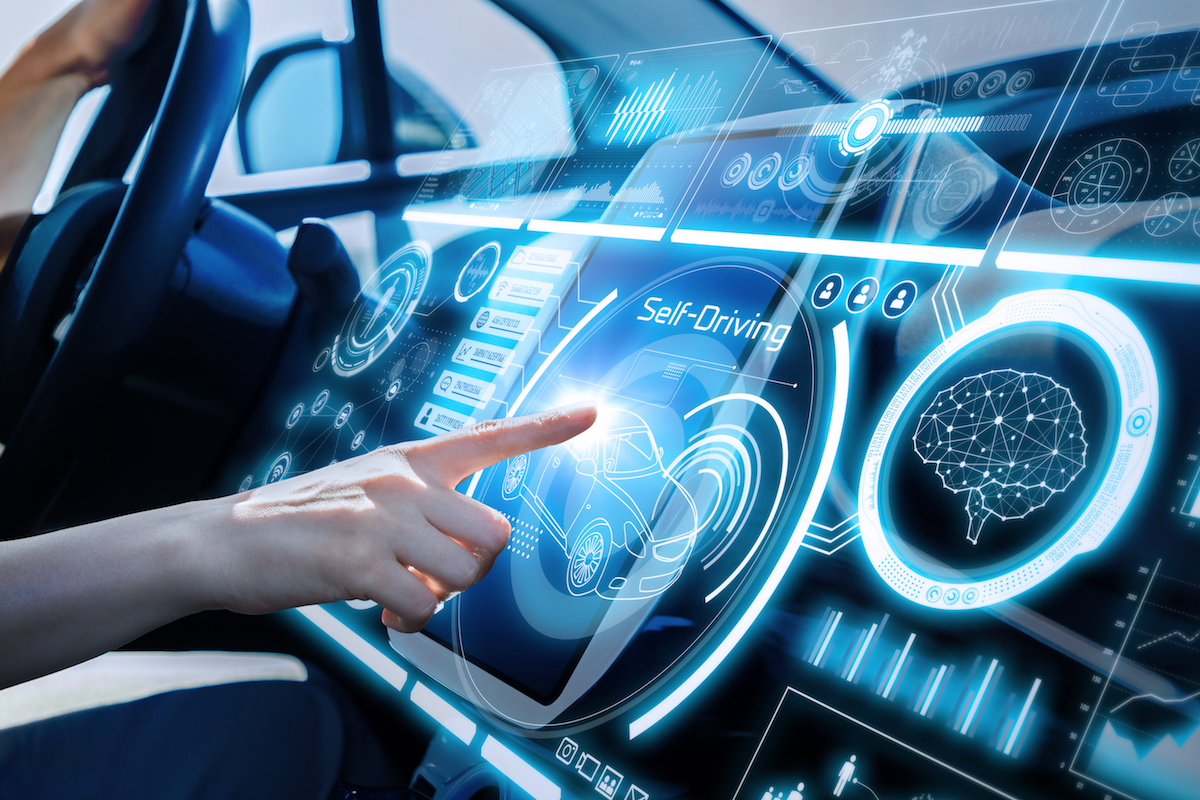 safety in autonomous car