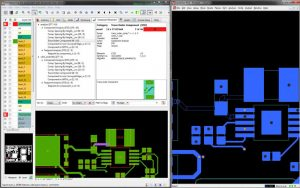 Design for manufacturing (DFM) analysis with PADS Standard