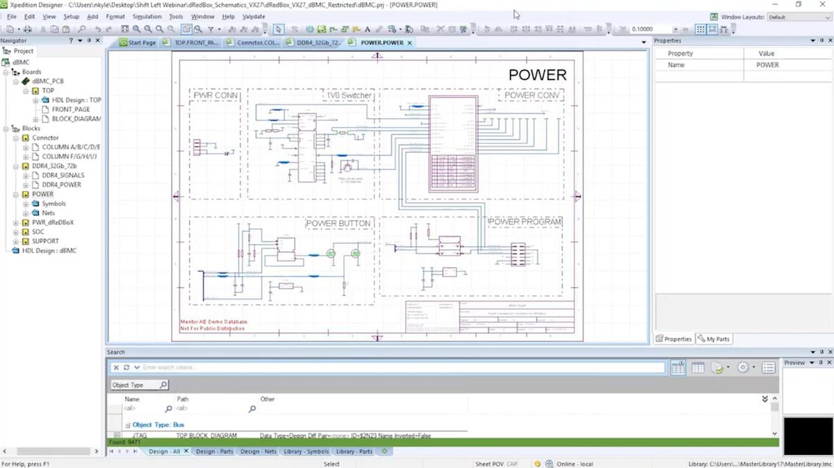 PCB Schematic Design software