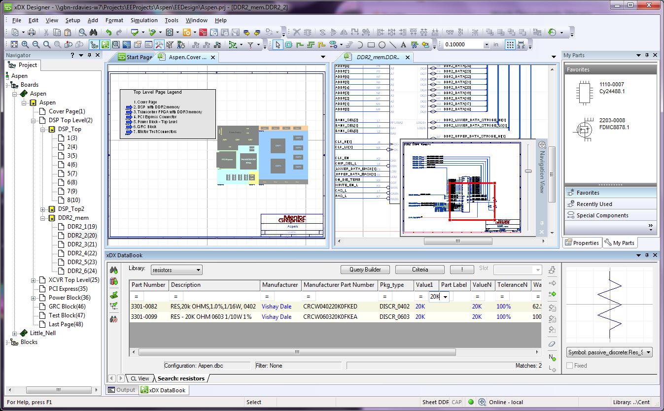 xpedition schematic design