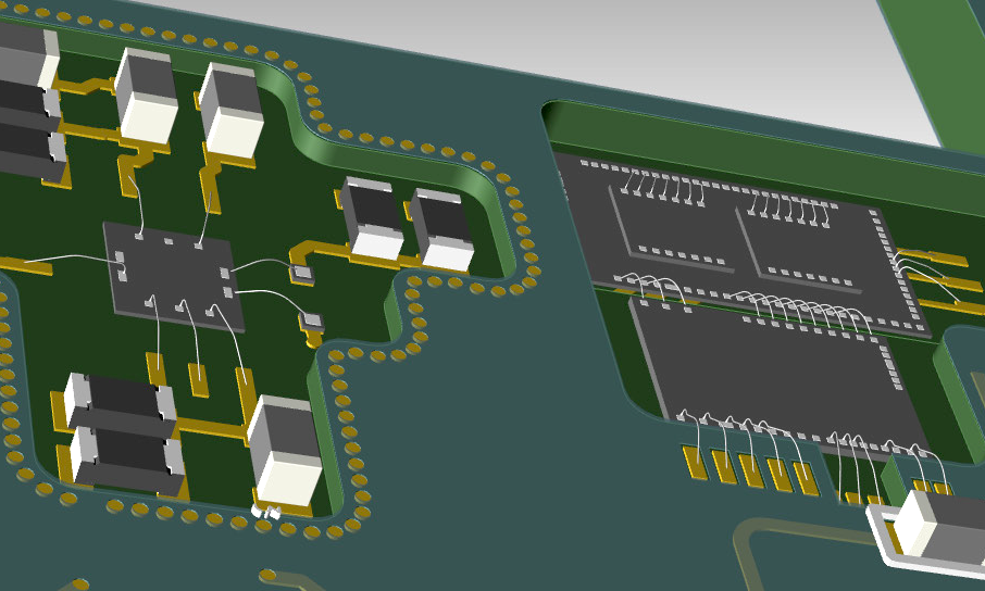 PCB Layout software advanced packaging