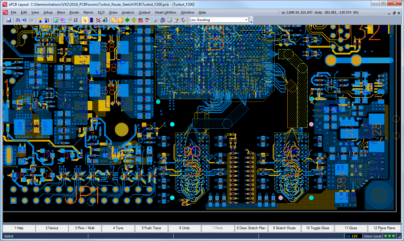 PCB Layout software Design Collaboration