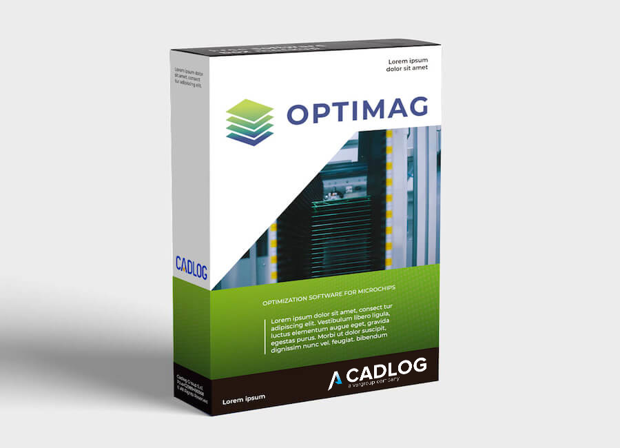 optimag manage the semi-finished panels inside the production shop-floor