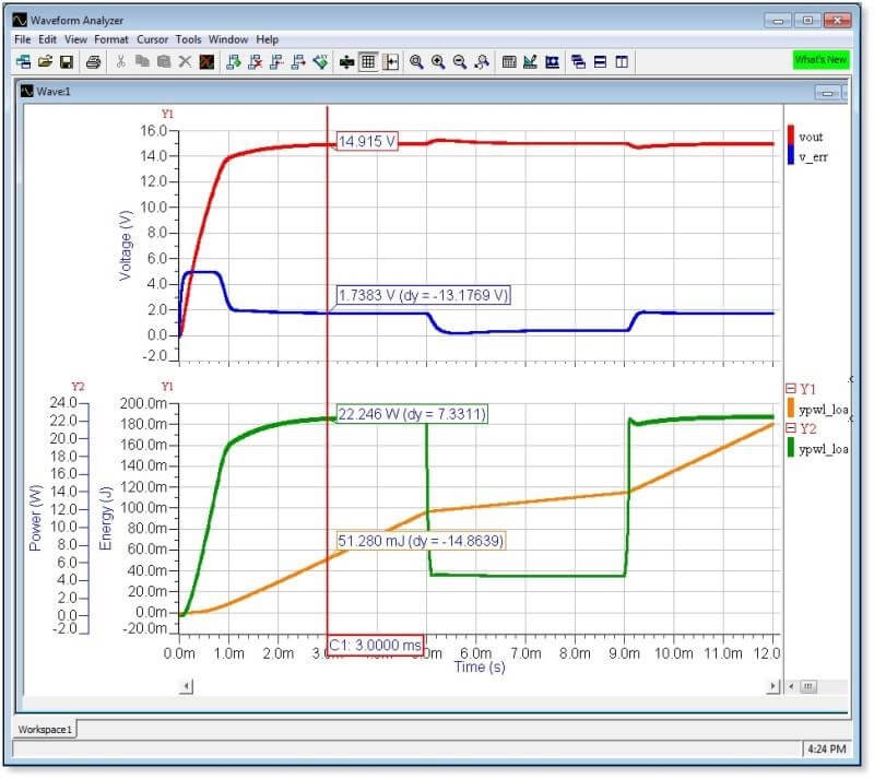 Understand and Verify Circuit Behavior with powerful SPICE and VHDL based Technologies