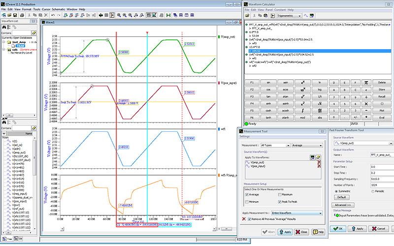 Analog Simulation with PADS Standard