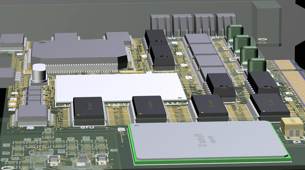 PADS PCB Design Layout