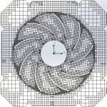 SmartCells mesh highly complex cluttered geometry