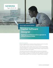 capital software designer