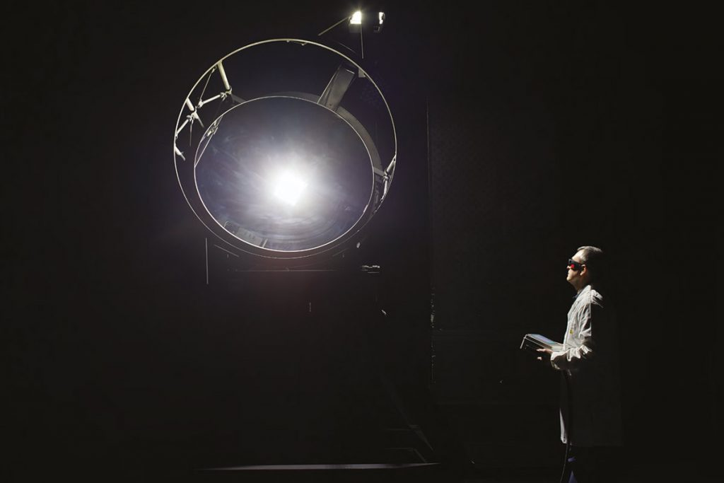 simulation for lighting