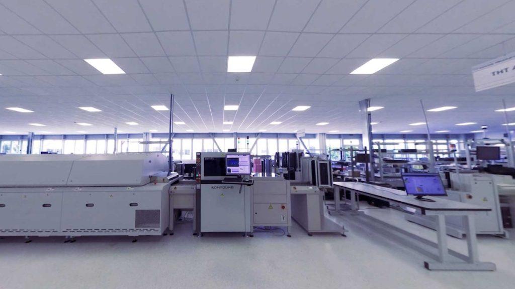 AOI in smart manufacturing
