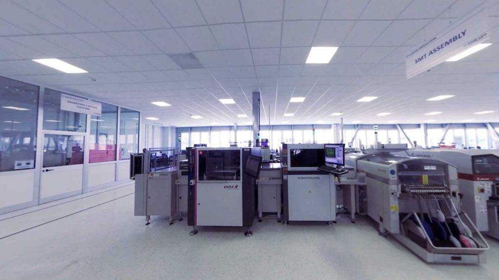 screen printer in smart manufacturing