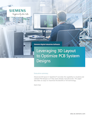 Leveraging 3D Layout to Optimize PCB System Designs